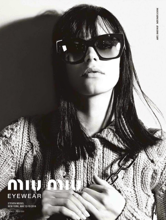 miu-miu-eyewear-fall-2014-ad-campaign-stacy-Martin-by-Steven-Meisel-the-impression-1