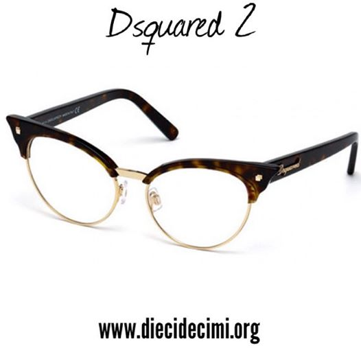 Dsquared2 eyewear clip-on 2fdd88640c2b