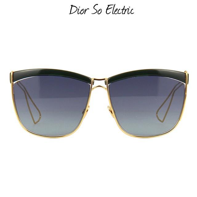 elegante e grazioso outlet online scarpe a buon mercato Occhiali da sole Christian Dior SO Electric » Dieci Decimi Blog